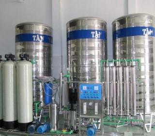 Hệ thống xử lý nước tinh khiết RO - CS 1200 l/h