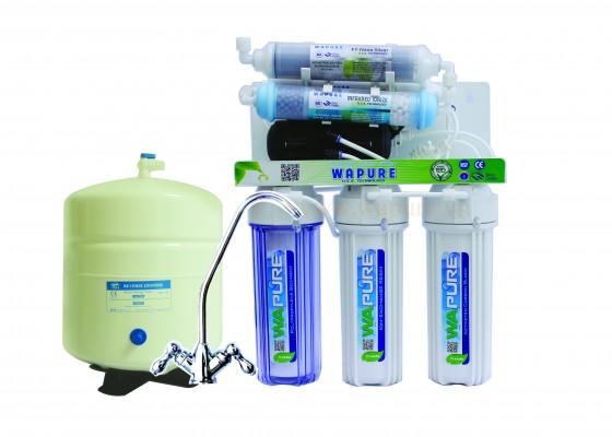 Máy lọc nước Wapure U.S.A Công nghệ RO - WR108