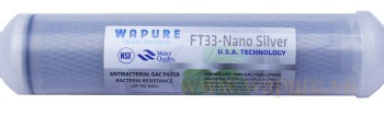 FT33 Nano Silver USA WAPURE