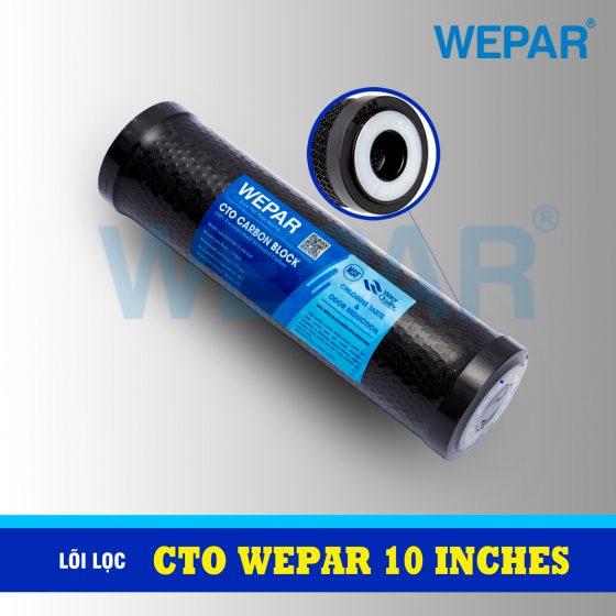 Lõi lọc CTO 10 inch than hoạt tính WEPAR