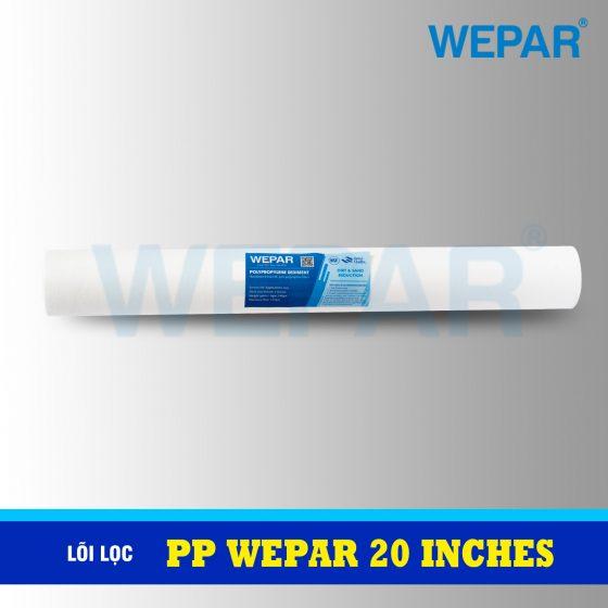 lõi lọc pp 20 inch wepar