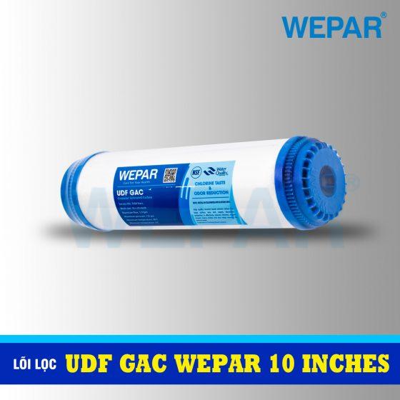 lõi lọc udf gac 10 inch than hoạt tính wepar