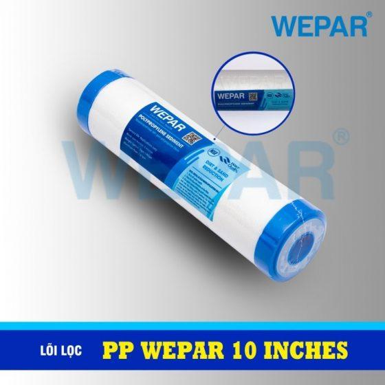 Lõi lọc PP WEPAR 10 inch