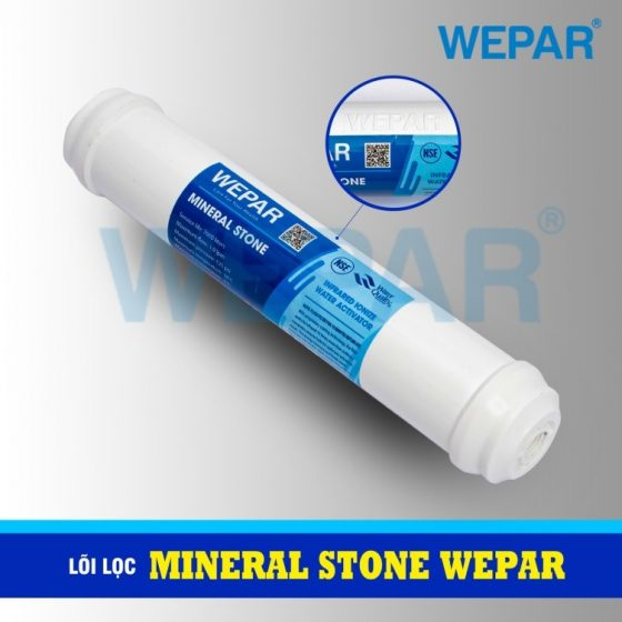 lõi lọc mineral stone wepar