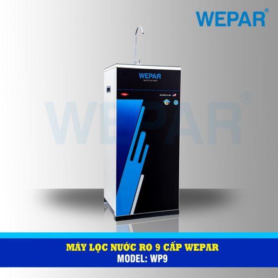 máy lọc nước RO 9 cấp Wepar 1