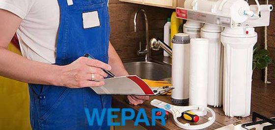 nguyên nhân máy lọc nước chạy mãi không ngắt và cách khắc phục