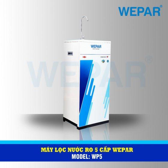 máy lọc nước ro 5 cấp wepar