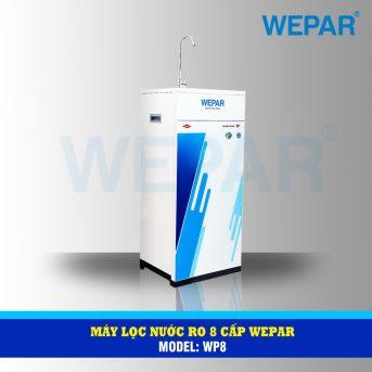máy lọc nước ro 8 cấp wepar