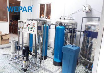 tại sao nên lắp đặt máy lọc nước sạch cho bệnh viện