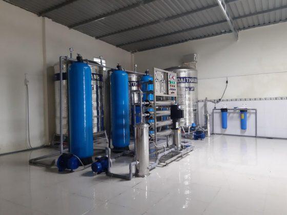 Hệ thống lọc nước cho Resort